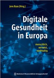 Cover Digitale Gesundheit in Europa
