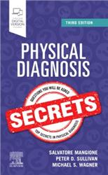 Cover Physical Diagnosis Secrets