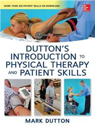 Cover Duttons Introduction to Physical Therapy and Patient Skills