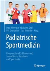Cover Pädiatrische Sportmedizin