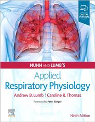 Cover Nunn and Lumbs Applied Respiratory Physiology