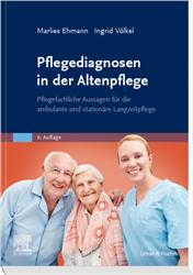 Cover Pflegediagnosen in der Altenpflege