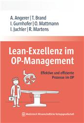 Cover Lean-Exzellenz im OP Management