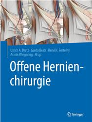 Cover Offene Hernienchirurgie