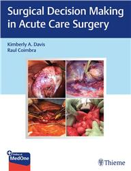 Cover Surgical Decision Making in Acute Care Surgery