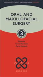 Cover Oral and Maxillofacial Surgery