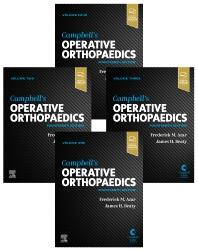 Cover Campbells Operative Orthopaedics, 4-Volume Set
