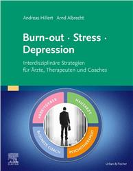 Cover Burn-out - Stress - Depression