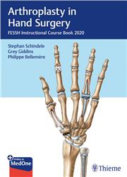 Cover Arthroplasty in Hand Surgery