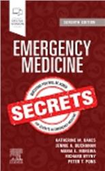Cover Emergency Medicine Secrets