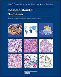 Cover Female Genital Tumours - WHO Classification of Tumours