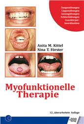 Cover Myofunktionelle Therapie