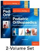 Cover Tachdjians Pediatric Orthopaedics:  2-Volume Set