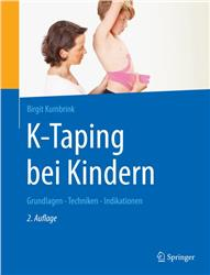 Cover K-Taping bei Kindern