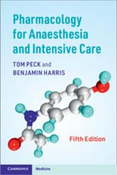 Cover Pharmacology for Anaesthesia and Intensive Care
