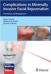 Cover Complications in Minimally Invasive Facial Rejuvenation