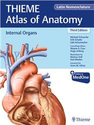 Cover Internal Organs (Thieme Atlas of Anatomy), Latin Nomenclature