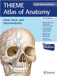 Cover Head, Neck, and Neuroanatomy (Thieme Atlas of Anatomy), Latin Nomenclature