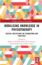Cover Mobilizing Knowledge in Physiotherapy