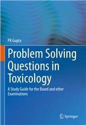 Cover Problem Solving Questions in Toxicology: