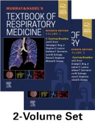 Cover Murray and Nadel's Textbook of Respiratory Medicine 2 Volumes