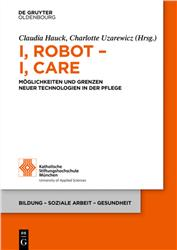 Cover I, Robot - I, Care