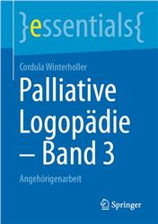 Cover Palliative Logopädie - Band 3