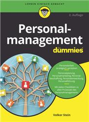 Cover Personalmanagement für Dummies