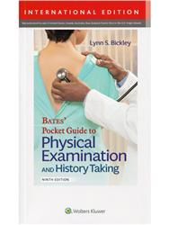 Cover Bates Pocket Guide to Physical Examination and History Taking. International Edition