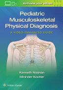 Cover Pediatric Musculoskeletal Physical
