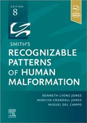 Cover Smith's Recognizable Patterns of Human Malformation