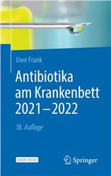 Cover Antibiotika am Krankenbett 2021 - 2022