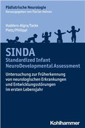 Cover SINDA - Standardized Infant NeuroDevelopmental Assessment