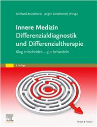 Cover Innere Medizin Differenzialdiagnostik und Differenzialtherapie