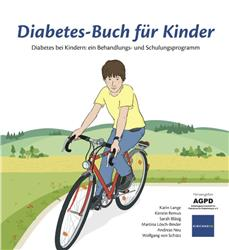 Cover Diabetes- Buch für Kinder