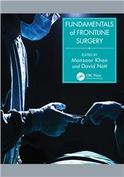 Cover Fundamentals of Frontline Surgery