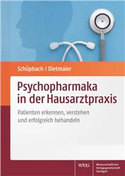 Cover Psychopharmaka in der Hausarztpraxis
