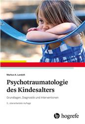 Cover Psychotraumatologie des Kindesalters