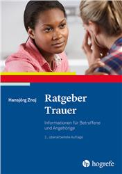 Cover Ratgeber Trauer