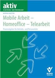 Cover Mobile Arbeit - Homeoffice - Telearbeit