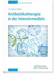 Cover Antibiotikatherapie in der Intensivmedizin
