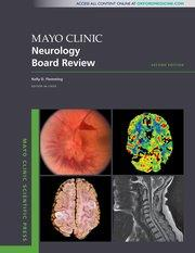 Cover Mayo Clinic Neurology Board Review