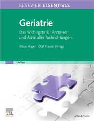 Cover ELSEVIER ESSENTIALS Geriatrie