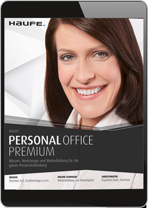 Haufe Personal Office Premium (Online-Datenbank)