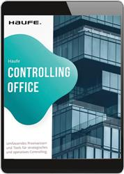 Cover Haufe Controlling Office - Online Datenbank