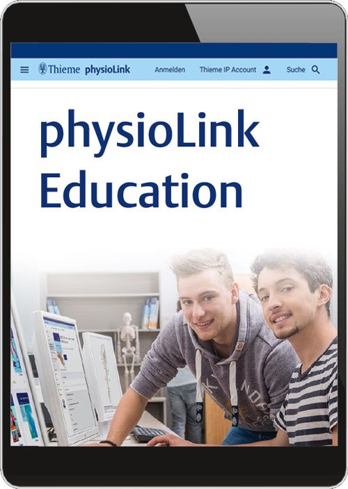 physioLink Education (Online-Datenbank)