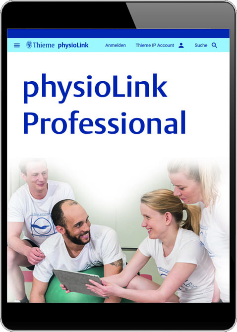 physioLink Professional (Online-Datenbank)