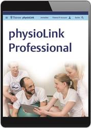 Cover physioLink Professional (Online-Datenbank)