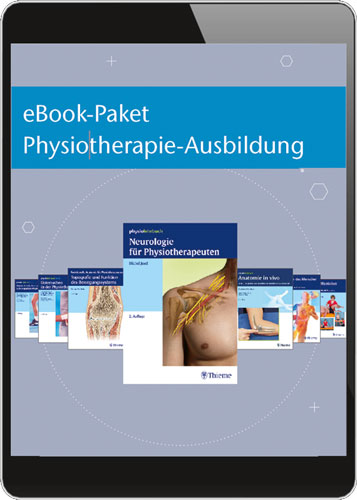 eBook-Paket Physiotherapie-Ausbildung