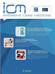 Cover Intensive Care Medicine